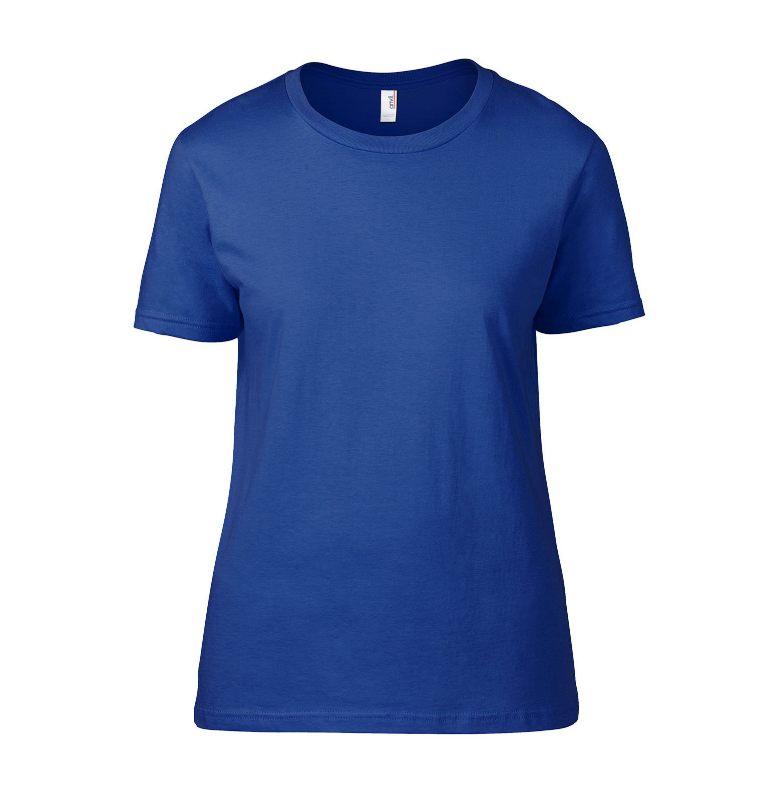 Anvil Ladies 100% Ringspun Cotton Fashion Fit Tee