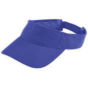 Youth Adjustable Wicking Mesh Visor