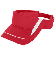 Custom Adult Adjustable Wicking Mesh Edge Visor