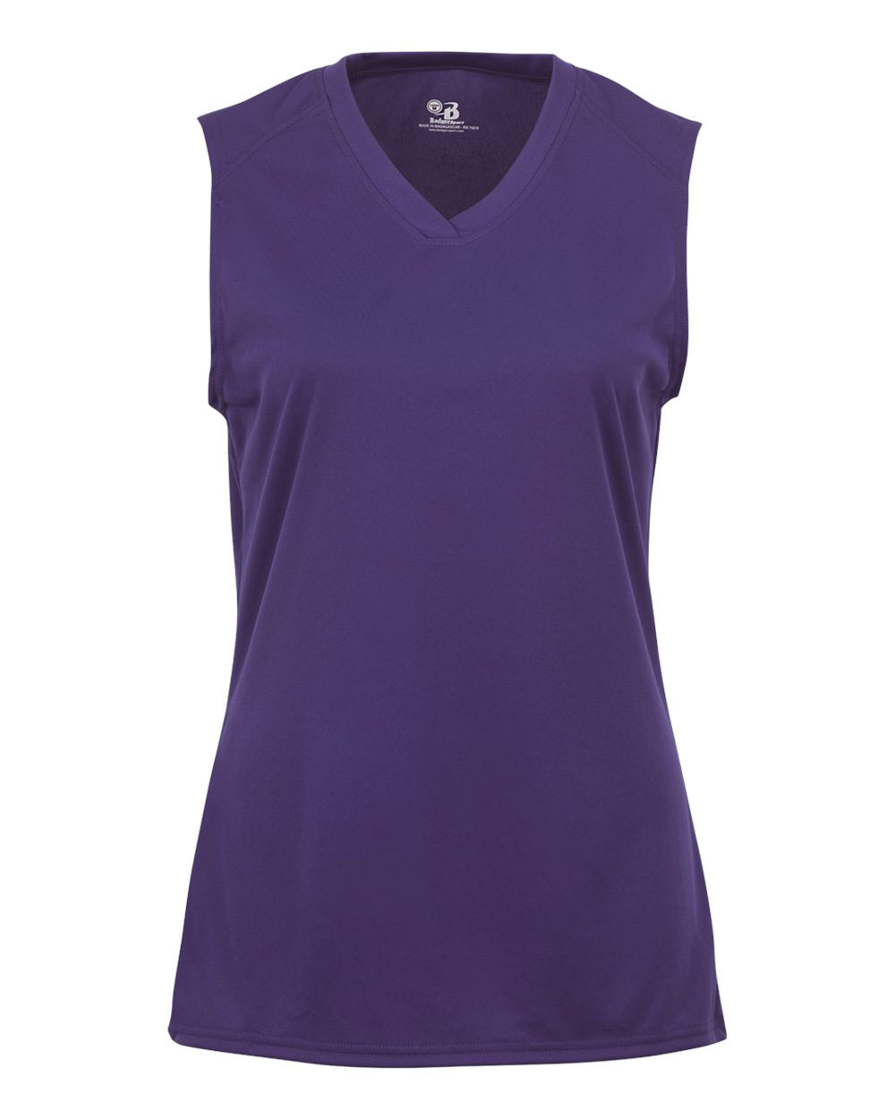 B-Core Ladies Sleeveless Tee