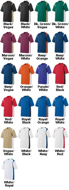 Adult Wicking/Antimicrobial Gameday Crew - All Colors