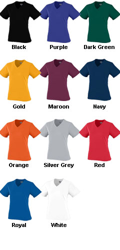 Girls Wicking/Antimicrobial Team Jersey - All Colors