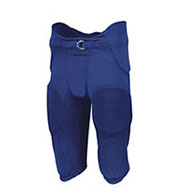 Custom Youth Polyester Integrated 7-Piece Pad Pant by Russell Athletic