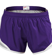 Custom MJ Soffe Youth Girls Team Shorty Shorts