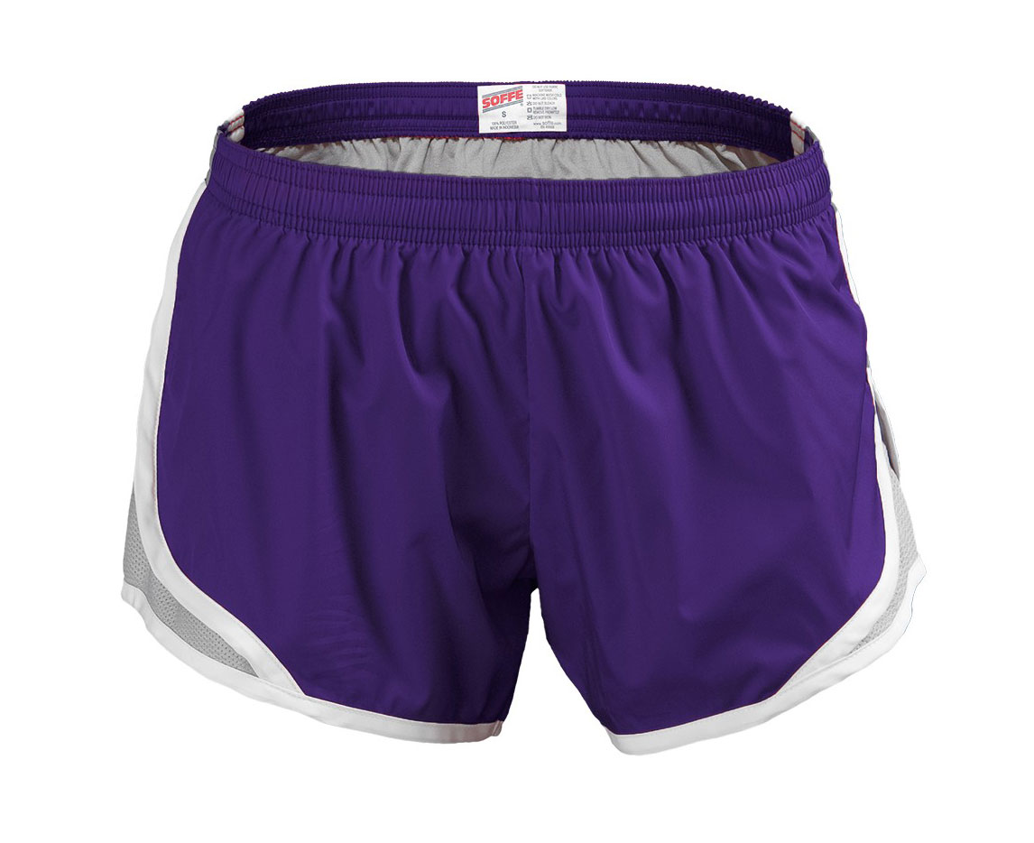 MJ Soffe Youth Girls Team Shorty Shorts