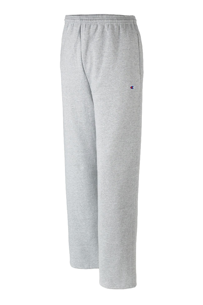 Champion Double Dry Fleece Open Bottom Pant