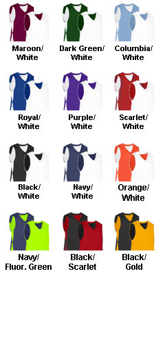Adult Overdrive Reversible Jersey - All Colors