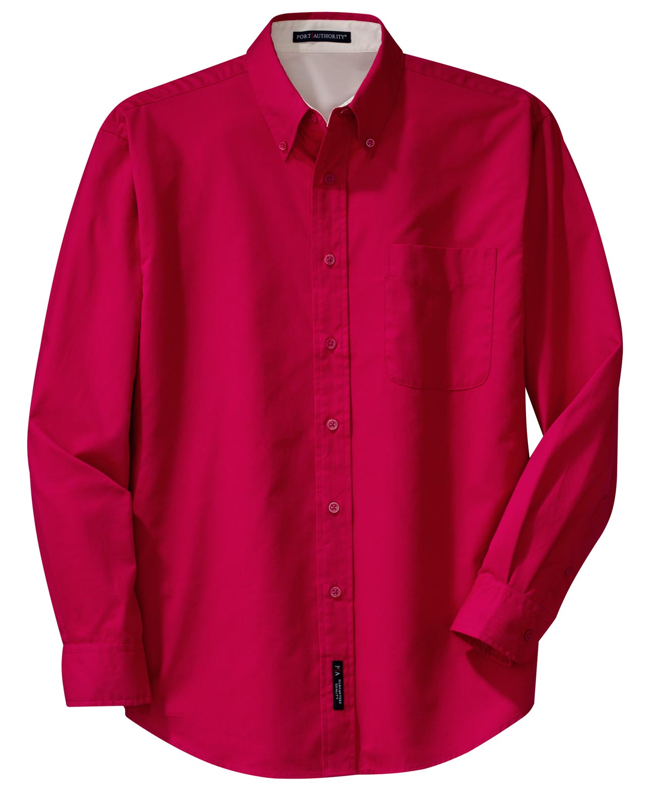 Port Authority® Mens Long Sleeve Easy Care Shirt