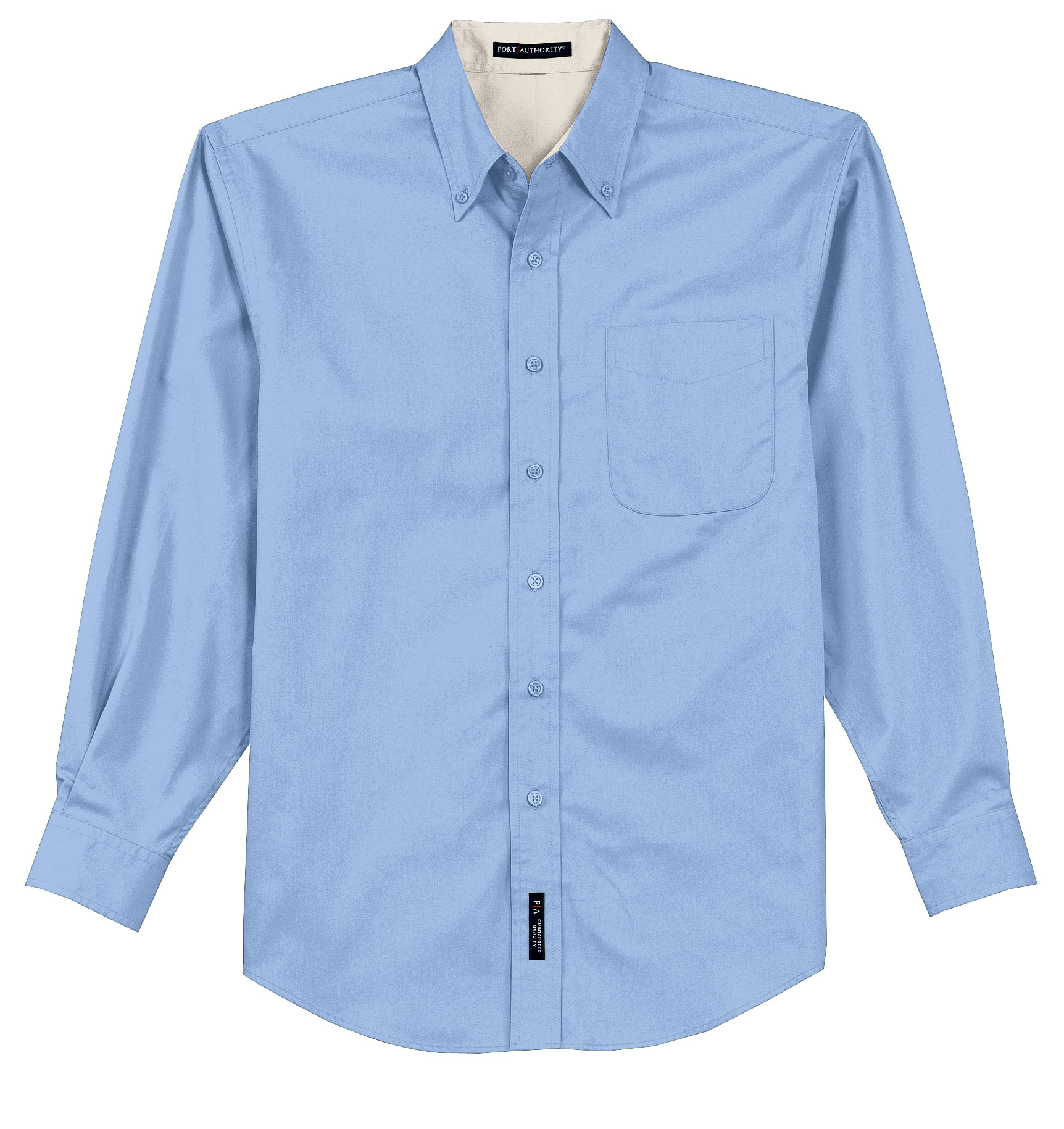 Port Authority® Mens Tall Long Sleeve Easy Care Shirt