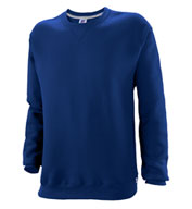 Custom Russell Athletic Mens Dri-POWER Crewneck Sweatshirt