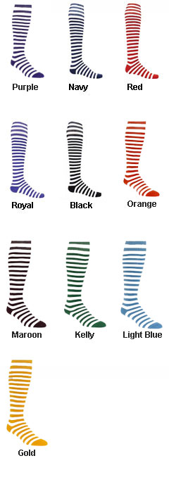 Youth Mini Hoop All Sport Socks by Red Lion - All Colors