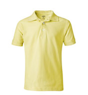 French Toast Youth Short Sleeve Pique Polo