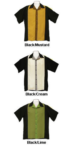 Mambo Adult Bowling Shirt - All Colors