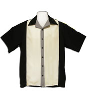Custom Mambo Adult Bowling Shirt