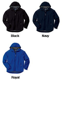 Mens Noreaster Jacket by Charles River Apparel - All Colors