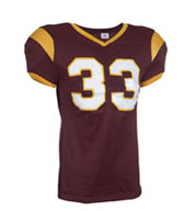 Youth Grinder Steelmesh Football Jersey