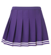 Custom Youth Girls Poise Cheer Skirt