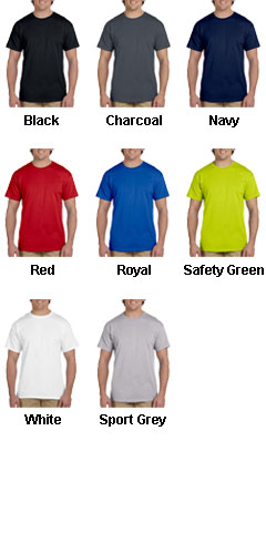 Gildan Adult T-shirt In Tall Sizes - All Colors