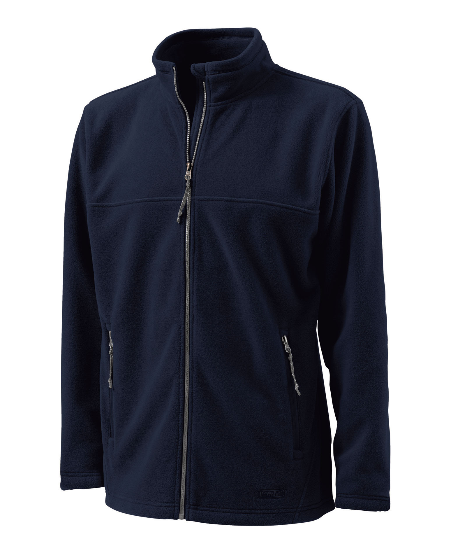 Boundary Fleece Adult Jacket by Charles River Apparel