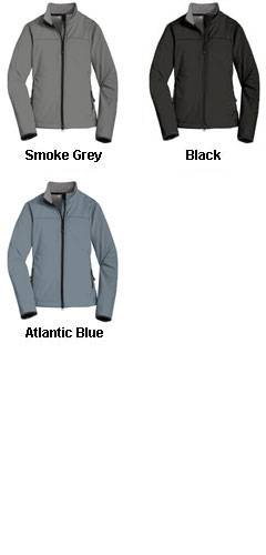 Womens Glacier® Soft Shell Jacket - All Colors