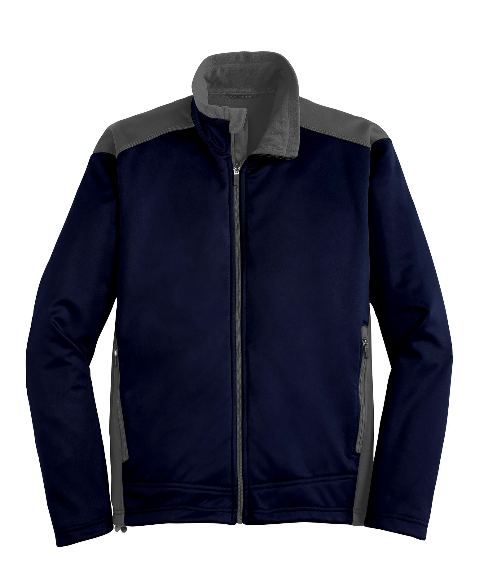 Port Authority® Mens Two-Tone Soft Shell Jacket