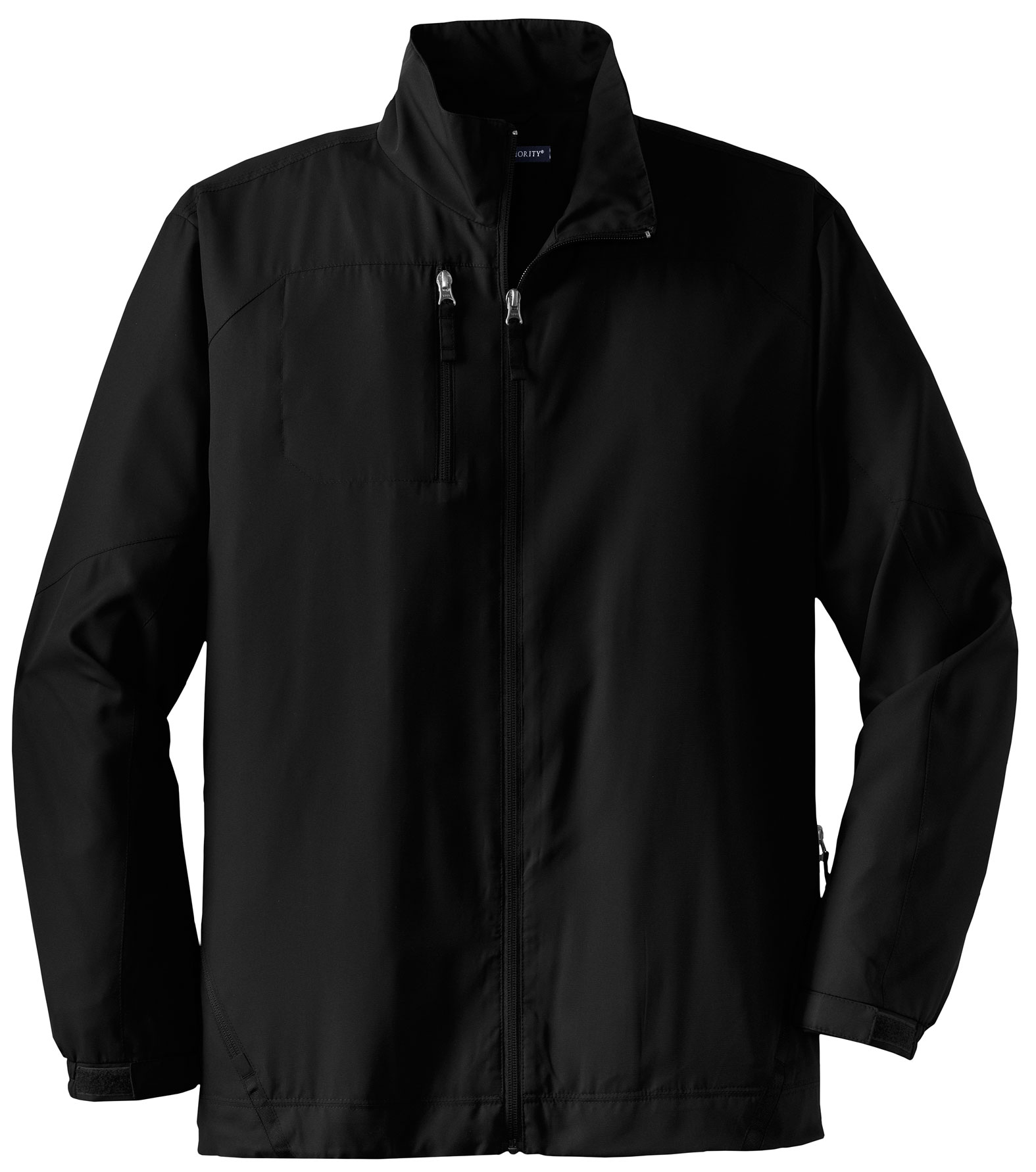 Mens Full-Zip Wind Jacket