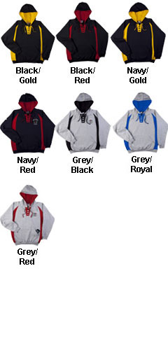 Youth Freestyle Laced Hockey Hoodie - All Colors
