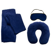 Fleece Travel Set