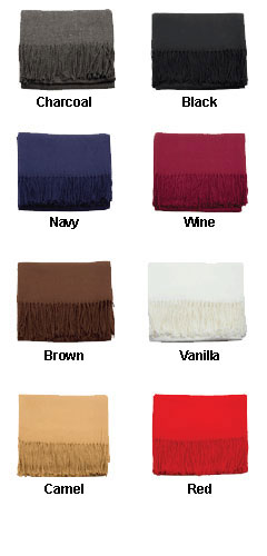 Cashmere Blend Scarf - All Colors