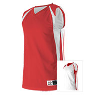 Custom Reversible Basketball Jersey by Alleson Athletic Mens