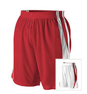 Custom Alleson Youth Reversible Basketball Short