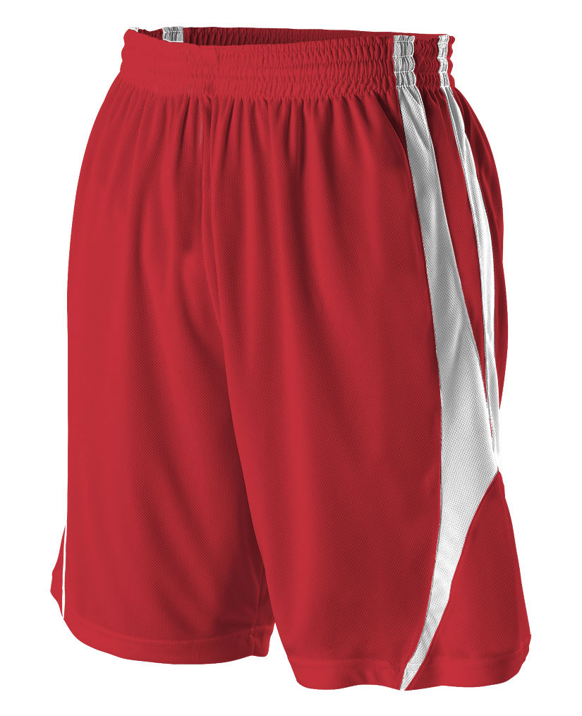 Youth  Reversible Basketball Short by Alleson