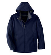 Custom North End Mens Glacier Insulated Soft Shell Jacket