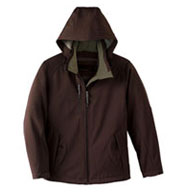 Custom North End Ladies Glacier Insulated Soft Shell