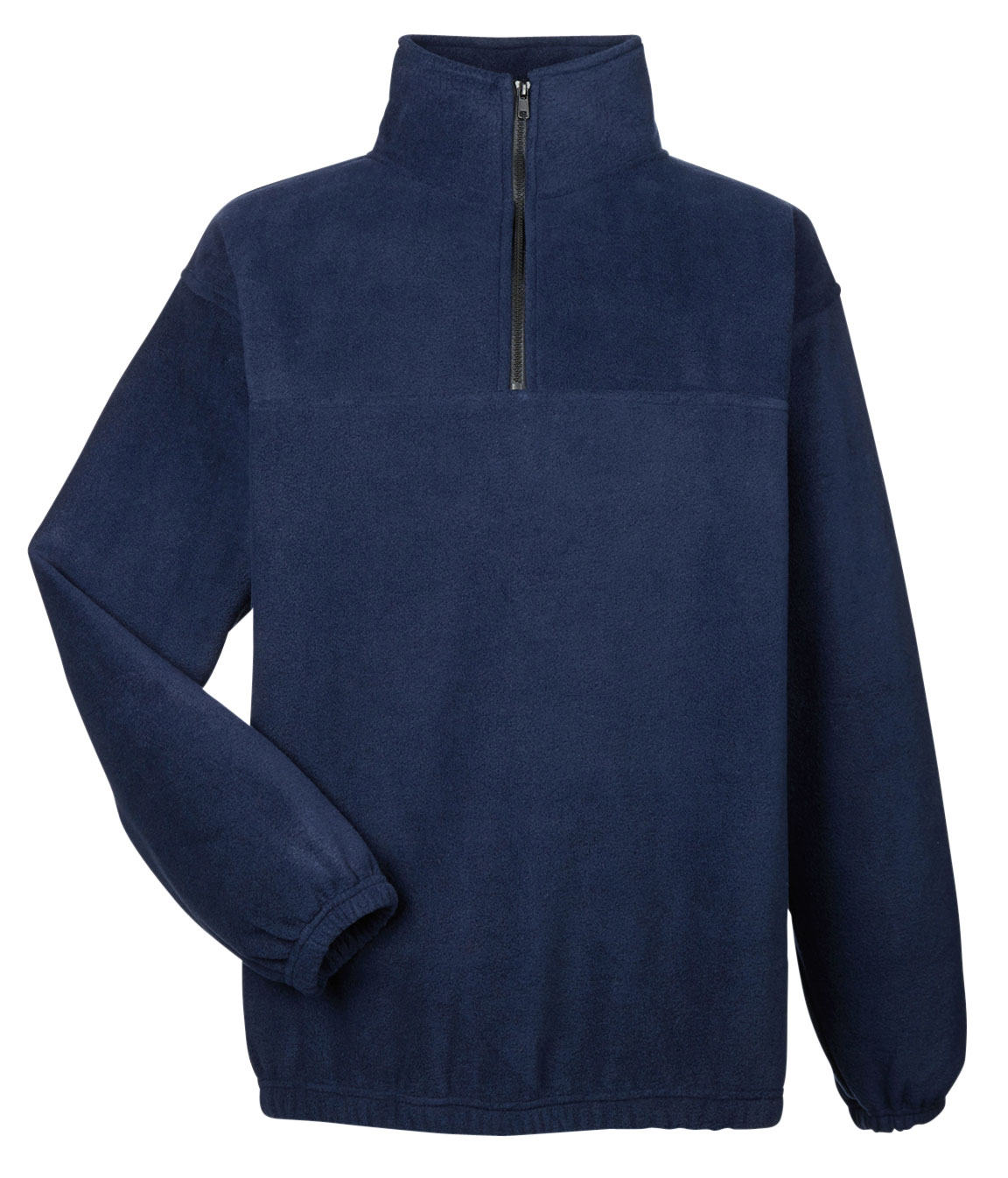 UltraClub Adult Iceberg Fleece 1/4 Zip Pullover