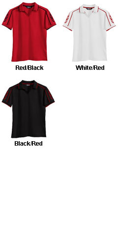 Tach Womens Racing Polo - All Colors