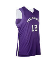Custom Youth Triple Double Reversible Jersey