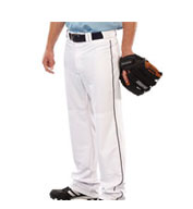 Custom Teamwork CLOSEOUT - Youth 14 oz. Pitchout Piped Open Bottom Pant