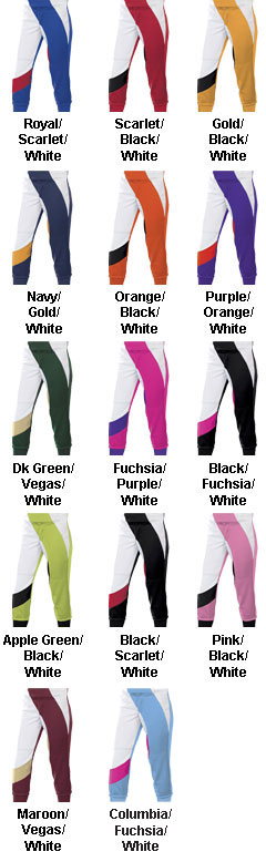 Youth Girls Cyclone Pant - All Colors