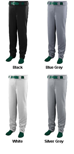 11 OZ. Baseball/Softball Pant - All Colors