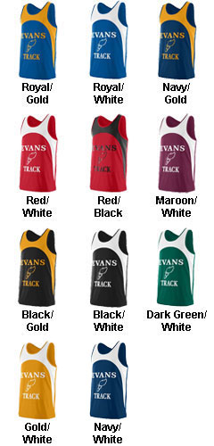 Mens Velocity Track Jersey - All Colors
