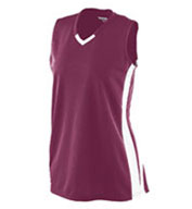 Custom Augusta Ladies Wicking Mesh Powerhouse  Jersey