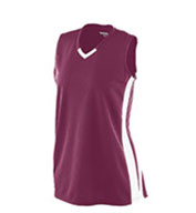 Girls Wicking Mesh Powerhouse Softball Jersey