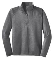 Custom Sport-Wick® Stretch 1/2-Zip Mens Pullover Mens