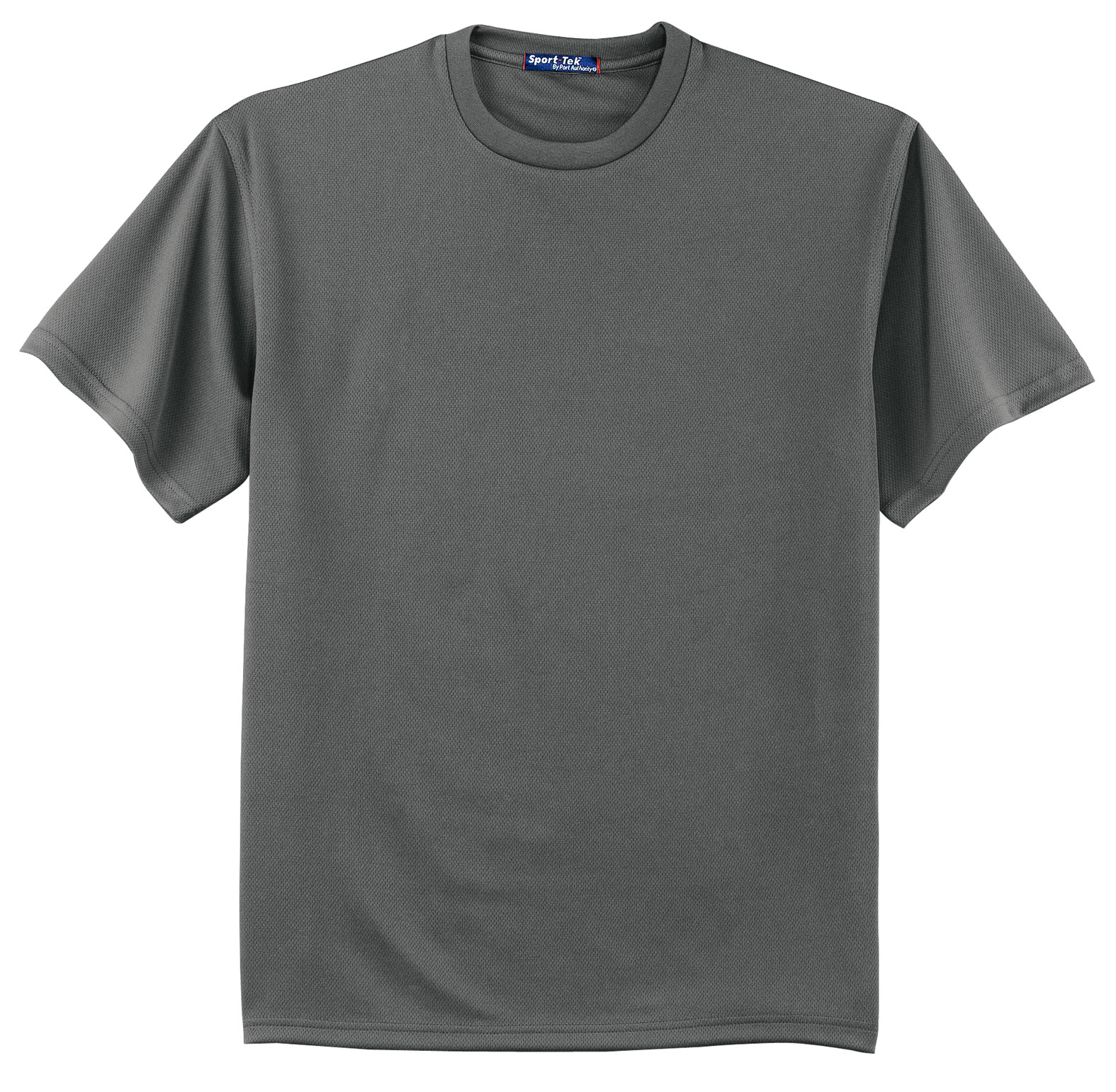Sport-Tek® - Dri-Mesh® Mens Short Sleeve T-Shirt