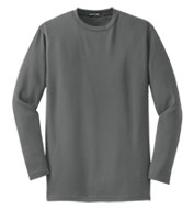Custom Sport-Tek® - Dri-Mesh® Long Sleeve T-Shirt Mens