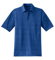 Custom Nike Golf - Elite Series Dri-FIT Heather Fine Line Bonded Polo Mens