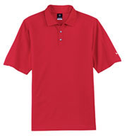 Custom Nike Golf Mens Dri-FIT Pique II Polo