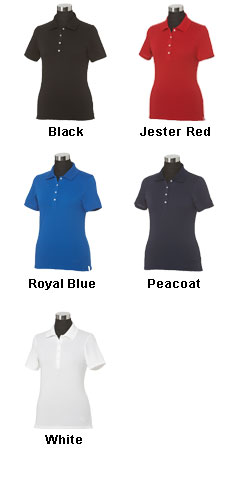 Ladies Performance Pique Polo by Callaway - All Colors