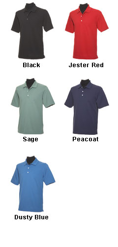 Pique Textured Stripe Polo by Callaway - All Colors